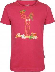 Elkline Landgang Kinder Gr. 92/98 - T-Shirt - pink-rosa