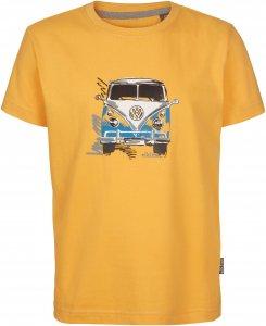 Elkline Nochweitervorn Kinder Gr. 140/146 - T-Shirt - orange