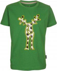 Elkline Vollekanne Kinder Gr. 140/146 - T-Shirt - grün