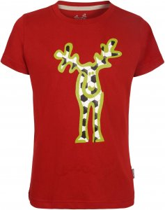 Elkline Vollgut Kinder Gr. 140/146 - T-Shirt - rot