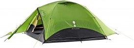 Eureka El Capitan 4 - Kuppelzelt - oliv-dunkelgrün|oliv-dunkelgrün / spring green|charcoal - Sommerzelt - für 4 Personen