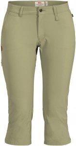 Fjällräven Abisko Capri Trousers Frauen Gr. 48 - Trekkinghose - beige-sand