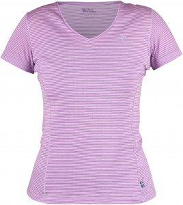 Fjällräven Abisko Cool T-Shirt Frauen Gr. XS - T-Shirt - pink-rosa