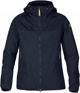 Fjällräven Abisko Hybrid Jacket Frauen Gr. XS - Übergangsjacke - blau