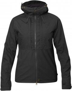 Fjällräven Abisko Lite Jacket Frauen Gr. XS - Übergangsjacke - schwarz grau