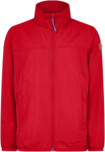 Fjällräven Abisko Windbreaker Jacket Kinder Gr. 134 - Windbreaker - rot