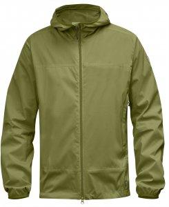 Fjällräven Abisko Windbreaker Jacket Männer Gr. XL - Softshelljacke - grün