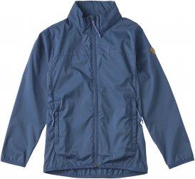 Fjällräven Abisko Windbreaker Jacke Kinder Gr. 152 - Windbreaker - blau