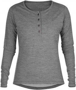 Fjällräven Base Sweater No.3 Frauen Gr. XS - Funktionsunterwäsche - grau