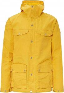 Fjällräven Greenland Jacket Männer Gr. S - Übergangsjacke - gelb