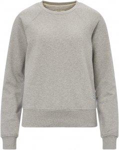 Fjällräven Greenland Sweater Frauen Gr. M - Sweatshirt - grau
