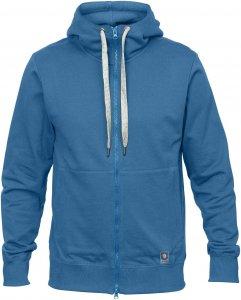 Fjällräven Greenland Zip Hoodie Männer Gr. L - Kapuzenjacke - blau