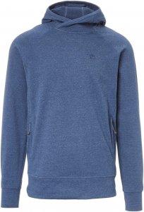 Fjällräven High Coast Hoodie Männer Gr. L - Sweatshirt - blau