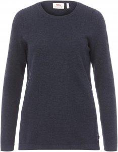 Fjällräven High Coast Knit Sweater Frauen Gr. XS - Sweatshirt - blau
