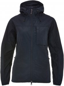 Fjällräven High Coast Wind Jacket Frauen Gr. XL - Übergangsjacke - blau