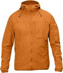 Fjällräven High Coast Wind Jac Männer Gr. S - Übergangsjacke - orange