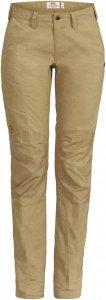 Fjällräven Nilla Trousers Frauen Gr. 48 - Trekkinghose - beige-sand|beige-sand