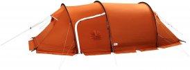 Fjällräven Polar Endurance 3 - Tunnelzelt - Gr. 3 Personen - orange / burnt orange - Winterzelt