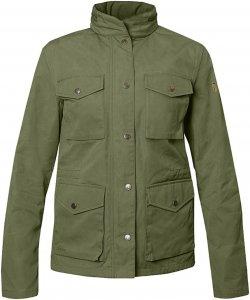 Fjällräven Räven Jacket Frauen Gr. L - Übergangsjacke - oliv-dunkelgrün
