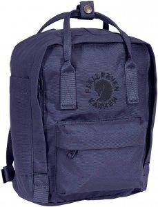 Fjällräven Re-Kanken Mini - Tagesrucksack - blau