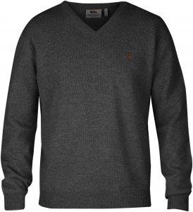 Fjällräven Shepparton Sweater Männer Gr. S - Wollpullover - grau