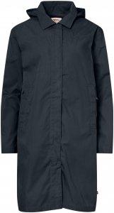 Fjällräven Travellers Jacket Frauen Gr. XS - Übergangsjacke - blau