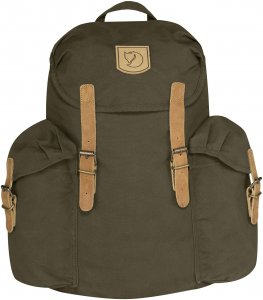 Fjällräven Övik Backpack 15L - Tagesrucksack - oliv-dunkelgrün / dark olive