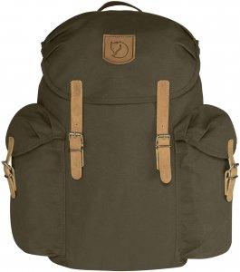 Fjällräven Övik Backpack 20L - Tagesrucksack - oliv-dunkelgrün / dark olive