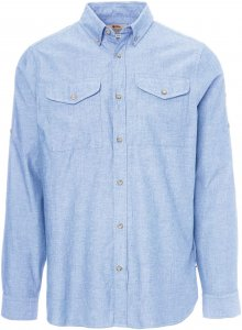 Fjällräven Övik Chambray Shirt Männer Gr. XXL - Casual Hemden - blau