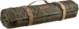 Fjällräven Övik Flat Blanket Unisex - Picknickdecken|Reisedecken - oliv-dunkelgrün