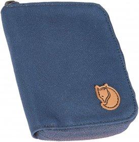 Fjällräven Zip Wallet - Portemonnaie / Geldbörse - blau / navy