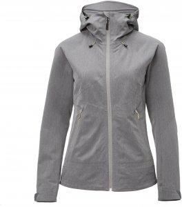FRILUFTS Alishan Hooded Softshell Jacket Frauen Gr. 36 - Softshelljacke - grau