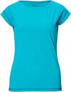 FRILUFTS Alum T-Shirt Frauen Gr. XL - Funktionsshirt - petrol-türkis
