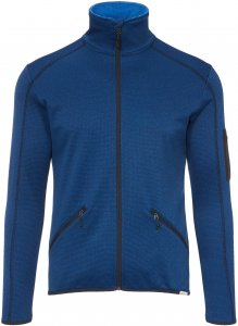 FRILUFTS Arica Fleece Jacket Männer Gr. M - Fleecejacke - blau