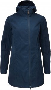 FRILUFTS Byske Coat Frauen Gr. 46 - Übergangsjacke - blau