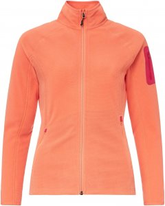 FRILUFTS Gorbea Fleece Jacket Frauen Gr. 38 - Fleecejacke - orange