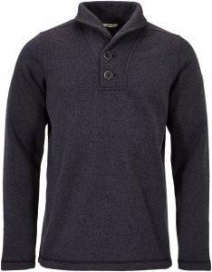 FRILUFTS Hagleren Knitted Fleece Sweater Männer Gr. XXL - Fleecepullover - blau
