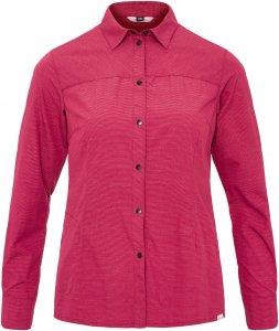 FRILUFTS KEA L/S SHIRT Frauen Gr. 36 - Outdoor Bluse - pink-rosa