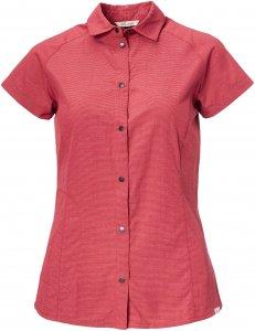 FRILUFTS KEA SHIRT Frauen Gr. 38 - Outdoor Bluse - rot