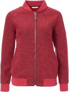 FRILUFTS Liminka Fleece Jacket Frauen Gr. 46 - Fleecejacke - rotbraun|rot