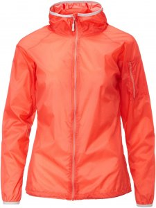 FRILUFTS Lindis Jacket Frauen Gr. XS - Windbreaker - orange|pink-rosa