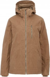 FRILUFTS Pucon Jacket Frauen Gr. 46 - Übergangsjacke - braun