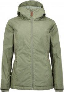 FRILUFTS Pucon Jacket Frauen Gr. 34 - Übergangsjacke - oliv-dunkelgrün