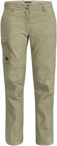 FRILUFTS Sermilik ZipOff Pants Frauen Gr. 21 - Trekkinghose - beige-sand