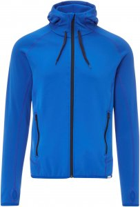 FRILUFTS Sjunkhatten Hooded Fleece Jacket Männer Gr. L - Fleecejacke - blau