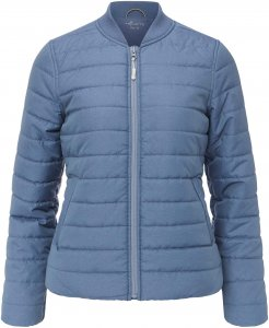 FRILUFTS Talara Padded Jacket Frauen Gr. 40 - Übergangsjacke - blau