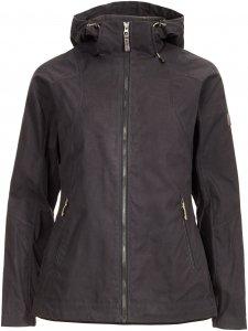 FRILUFTS Ullahau Jacket Frauen Gr. 40 - Übergangsjacke - grau|schwarz