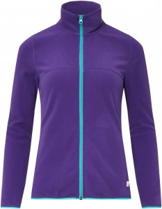 FRILUFTS Wulka Fleece Jacket Frauen Gr. 34 - Fleecejacke - lila