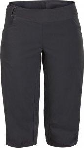 Haglöfs Amfibie II Long Shorts Frauen Gr. 34 - Trekkinghose - schwarz