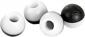 Helinox Ball Feet - Gr. 40 mm Ø - weiß|grau - Outdoor-Möbel Zubehör